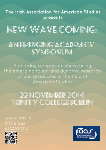 2014 PG: New Wave Coming Trinity College Dublin
