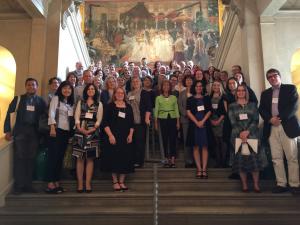 Wharton conference pic